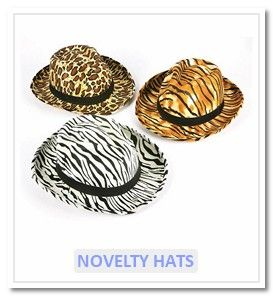 Hats - Novelty Toy World UK