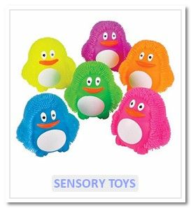 Sensory Toys - Novelty Toy World UK